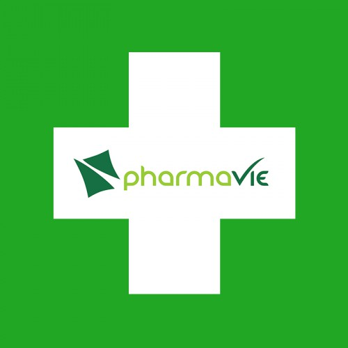 Logo pharmavie for Passion carrelage saint maximin
