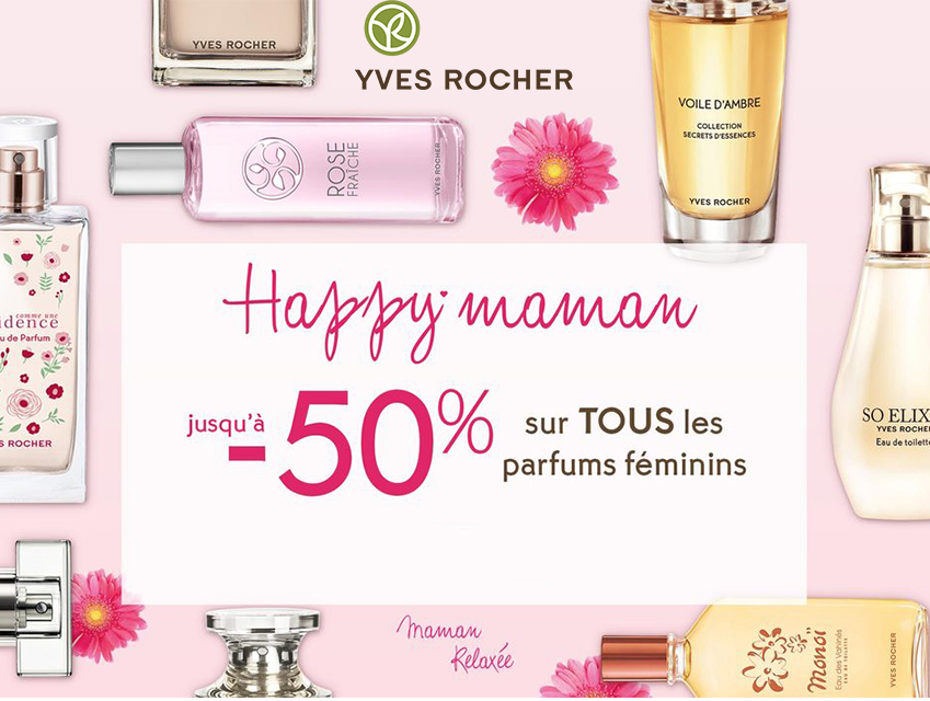 Promotion Yves Rocher